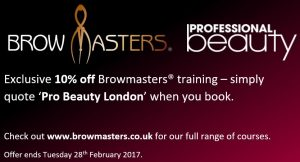 Pro Beauty London O