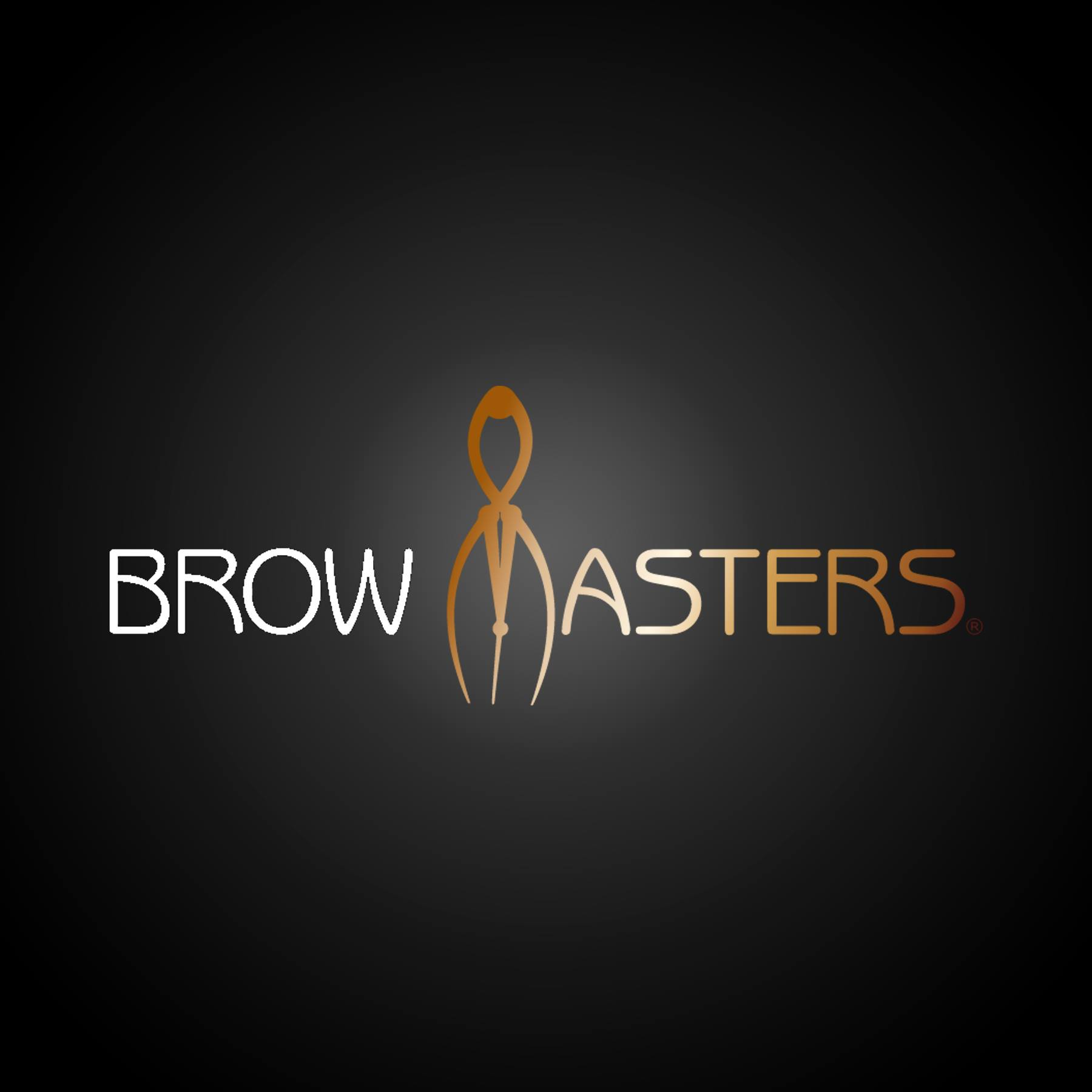 Browmaster Training Academy Dark Logo